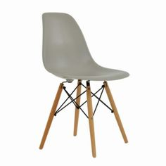 Eames DSW Replica Dining Chair Biscuit