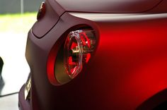 Alfa 4C tail by davidjwbailey, via Flickr