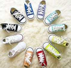 The Converse sneaker is a very comfortable, simple, and cute shoe to wear on an ordinary and sunny day