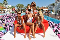 Ibiza Bachelorette Party