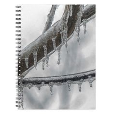 Icy Branch Notebook