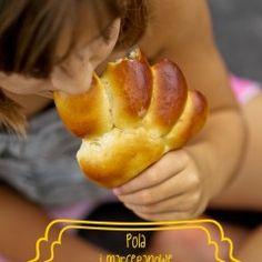 Marcepanowe 'łapki tygryska' Hot Dog Buns, Hot Dogs, Bread, Food, Brot, Essen, Baking, Meals, Breads