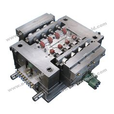 http://www.e-rexmold.com/plastic-moulding-making/elbow-90%C2%B0.html  Pour-die for compression molding, extrusion, injection molding, blow molding and low-foam molding modular plastic mold, which includes a combination of substrate die, die and die components consisting of a combination of card board with variable die cavity by a combination of substrate punch punch assembly punch combo card board, cut side cavity truncated components and combinations of plates with variable core punch.