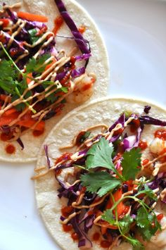Minimalist Baker Spicy Thai Tacos