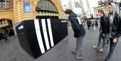 PostMark3ting: Adidas: Adaptación guerrillera de un clásico sampling