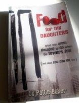 Food for My Daughters book. After the towers fell.