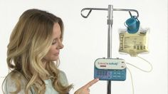 Operating the EnteraLite® Infinity® Enteral Feeding Pump