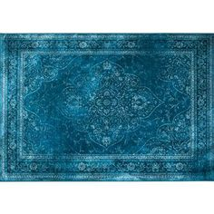 Persian Style Carpet In Rugged Ocean Medium. Comfortable, soft and with Persian inspiration, Dutchbone's rugged carpet is a step above the rest. Shag Carpet, Blue Carpet, Diy Carpet, Modern Carpet, Carpet Colors, Carpet Flooring, Outdoor Carpet, White Carpet, Deep Carpet Cleaning