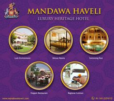 Relax & Revitalize while being served with luxuries amenities at Mandawa Haveli, jaipur. Book your stay now!! #HeritageHotel #Royal #cuisines #restaurant #travel #jaipur #resort #SummerVacations