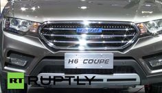 Great Wall Motors unveil Haval H6 Coupe SUV based on last year's hit