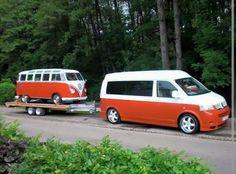 #t4 #t5 #t1 #t2 #t3 #vw #transporter #caravelle #multivan by volkswagen_bus