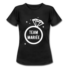 Chic Et Choc, Marie, T Shirt, Mens Tops, Fashion, Bridal Shower, Wedding Bride, Women, Supreme T Shirt