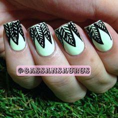 cassansaurus #nail #nails #nailart