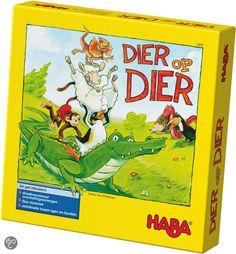 Spel - Dier op dier (Nederlands) = Duits 4478 - Frans 3478