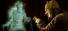 Steve Jobs and Charles Dickens - How to Avoid the Ghosts Christmas Past, Christmas Carol, Jacob Marley, Ebenezer Scrooge, Steve Jobs, Combat Boots, Concert, Ghosts, Mountain