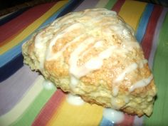 """""""World's Best Scones""""  tbd.  Has mashed banana in it."""
