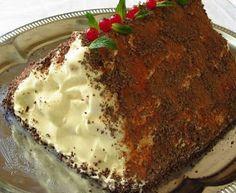 """Самые вкусные рецепты: Торт """"Монастырская изба"""" со сметанным кремом"""