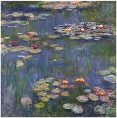 Learn how to improve your oil paintings. Follow free demos by top artists to see the methods and techniques that they use. ( Painting: Claude Monet, Art.com )