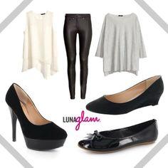 ¡Sácale provecho a tus leggins! Se verán increíbles con un blusón o debajo de jersey de corte amplio. #Tip #Moda #LunaGlam