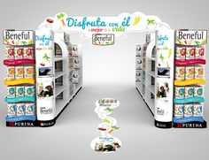 CAMPAÑA SHOPPER MARKETING BENEFUL on Behance
