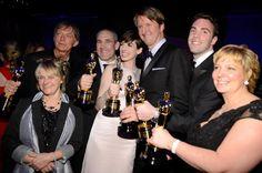 Les Mis Oscar Winners