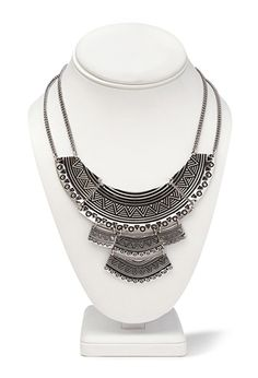 Truly Tribal-Inspired Necklace | FOREVER 21 - 1000061179