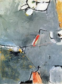 Richard Diebenkorn - Untitled, 1950