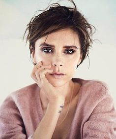 Turns Out, Victoria Beckham Has Moments Of Self-Doubt, Too #Refinery29