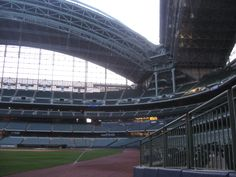 Miller Park - Hometown team and great park.