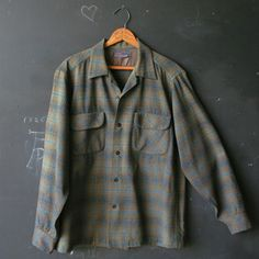 Pendleton Men's Flannel III  Corbin needs a flannel shirt!