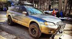 Subaru Outback Subaru Outback Lifted, Subaru 4x4, Subaru Outback Offroad, 2011 Subaru Outback, Lifted Subaru, Subaru Baja, Hot Cars, Cars And Motorcycles, Luxury Cars