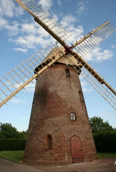 Moulin France, Throughout The World, Around The Worlds, Farm Windmill, Holland Windmills, Water Mill, Calais, Built Environment, Le Moulin