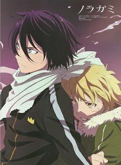 : Yato and Yukine