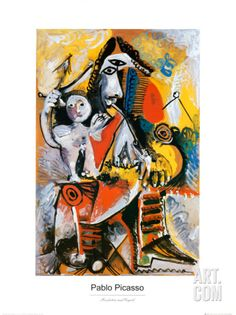 On the Kula Shopping Portal, you can earn 5% on ALL Art.com purchases to be donated to the charity of your choice. Search: Musketeer and Cupid, c.1969 Print