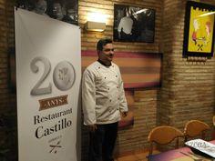 20 Aniversario del Restaurante Castillo de Godella (Valencia)