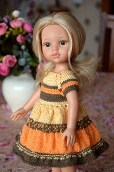Всё смешалось - куклы, кошки! / Куклы Паола Рейна, Paola Reina / Бэйбики. Куклы фото. Одежда для кукол