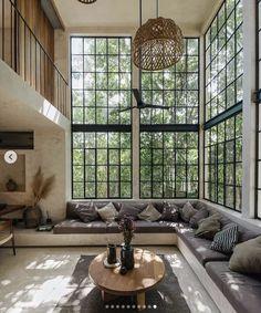 Dream Home Design, My Dream Home, Home Interior Design, Dream House Interior, Beautiful Houses Interior, Interior Home Decoration, Modern Home Interior, Modern Home Design, Zen House Design