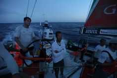 Leg 6 - Day 8 / Groupama in the Volvo Ocean Race / Credit : Yann Riou