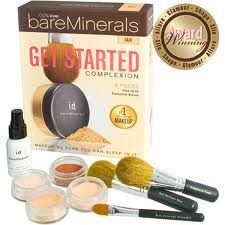 Bare Minerals Kit : should be $60, I like the matte colors and I'll double check what shade I wear!