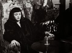 """'THE SEVENTH VICTIM' (1943) Jean Brooks as Jacqueline Gibson in """"The Seventh Victim"""