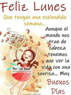 Salud Tutorial and Ideas Happy Day Quotes, Good Day Quotes, Morning Greetings Quotes, Monday Quotes, Morning Messages, Good Morning Quotes, Morning Thoughts, Good Morning Massage, Good Morning Coffee