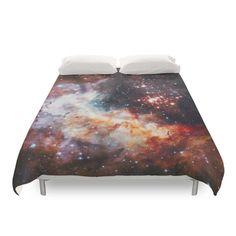 Totally cool!  To sleep among the stars and nebulae.