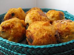 Vegan Chickpea Fritters