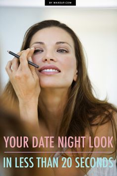 3 super easy and quick date night beauty looks