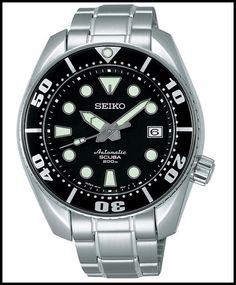 Seiko ProspEx Diver Scuba SBDC001 Men's Watch Review