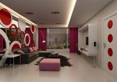 Fabelhafte Interieur Farbe Design Ideen Für Wohnzimmer | Mehr Auf Unserer  Website | Interieur Farbe Design Ideen Für Wohnzimmer U2013 Eine Effiziente  Dekoration ...