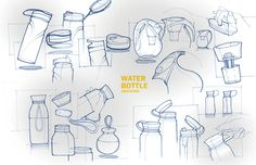 Sketches- 2015 FALL on Behance
