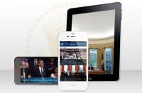 2012 Mobile apps...NEW...The White House app...very cool.