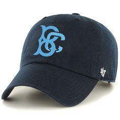 Brooklyn Cyclones Clean Up Adjustable Road Cap by '47 - MLB.com Shop