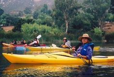 Best Places to Kayak in Southern California - Places to launch kayaks and SUPs Boards in Southern California The Best Kayaking Spots in Southern California California Getaways, Southern California, Things To Do, Good Things, Paddle Boarding, Orange County, Kayaking, Regional, Boat
